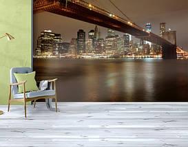 Фотообои текстурированные, виниловые Мосты, 250х380 см, fo01inV_br00136, фото 3