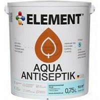 Аква антисептик Element без цвета (0,75)