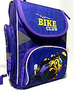"""Ранець шкільний каркасний 13,4"""", """"Bike Club"""" 702 CF86192"""