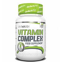 Вітаміни Biotech USA Vitamin Complex 60tabs
