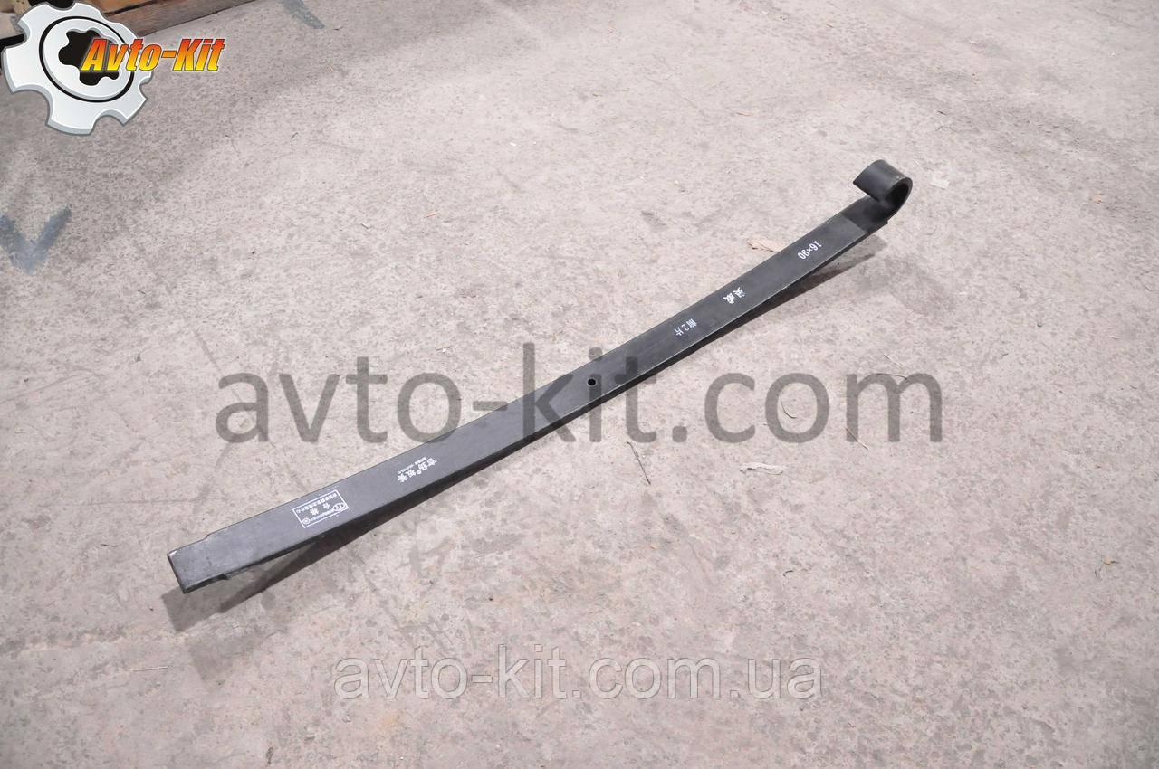 Рессорный лист передний 2 подкоренной (16х90) FAW-3252