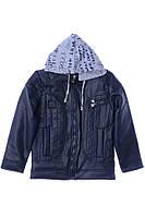 Куртка для ребёнка/мальчик - Синий AVM Teks /размеры/ 11 лет