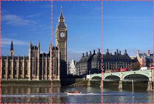 Фотообои текстурированные, виниловые Биг-Бен, 250х380 см, fo01inV_bb00006, фото 2
