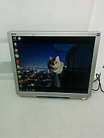 """Монитор Acer 17"""" AL1722 с колонками, питание от БП, фото 1"""