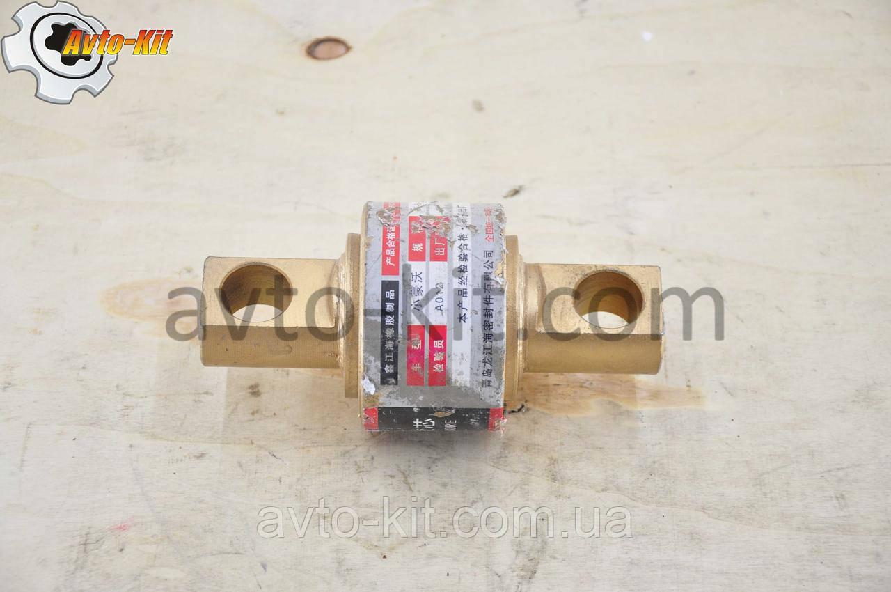 Сайлентблок передней штанги (диам.85мм.) металл FAW-3252
