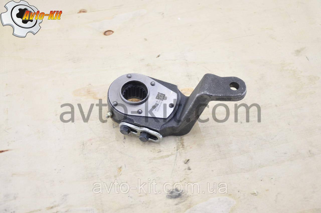 Трещетка тормозная задняя левая (механика) FAW-3252