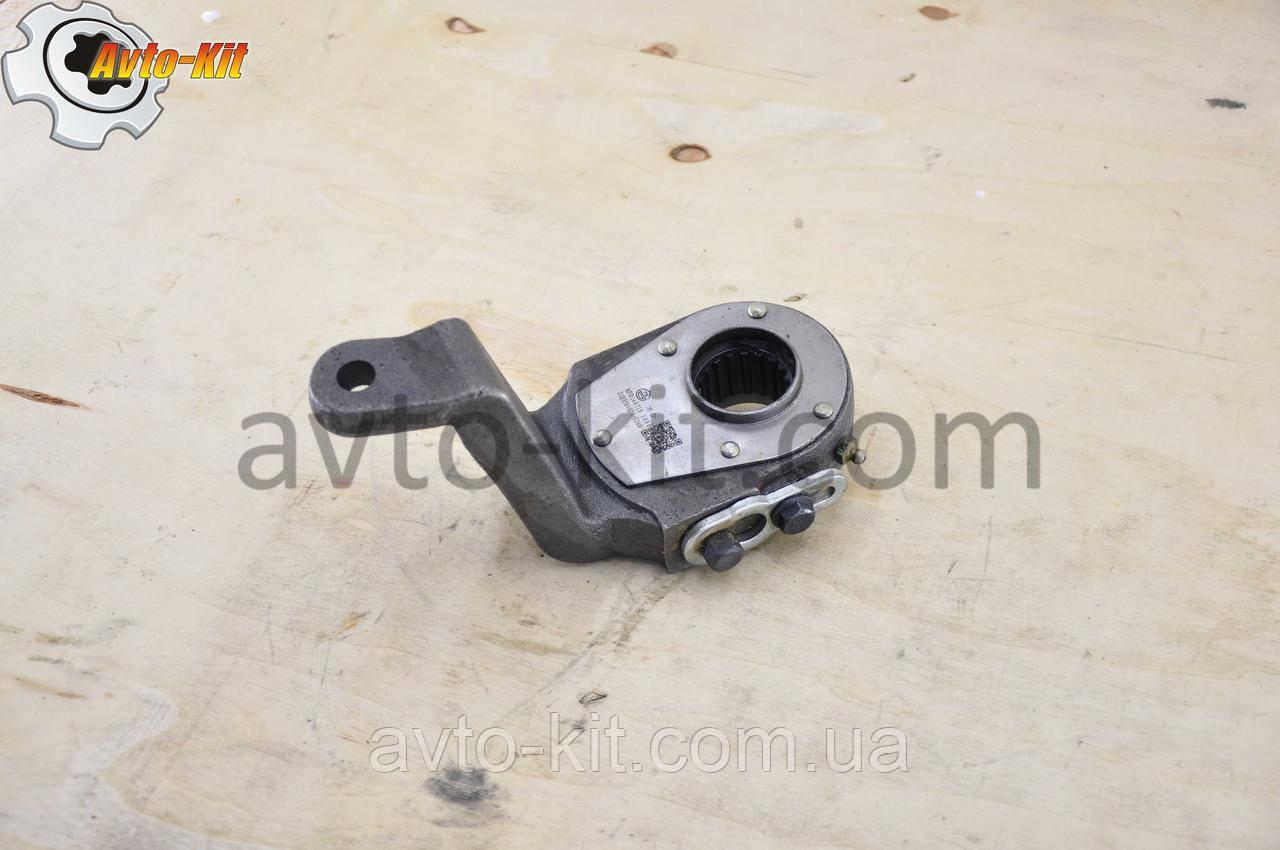 Трещетка тормозная задняя правая (механика) FAW-3253