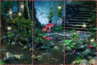 Фотообои текстурированные, виниловые Детские, 250х380 см, fo01inV_ch12268, фото 2