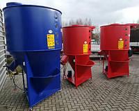 Шнековый кормосмеситель на 500 кг (Вертикальный), фото 1