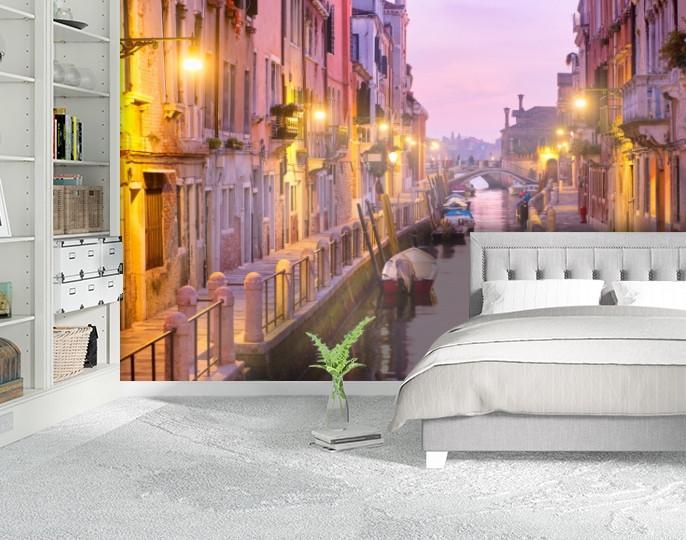 Фотообои текстурированные, виниловые Венеция, 250х380 см, fo01inV_ar10261