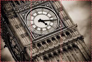 Фотообои текстурированные, виниловые Биг-Бен, 250х380 см, fo01inV_bb00036, фото 2