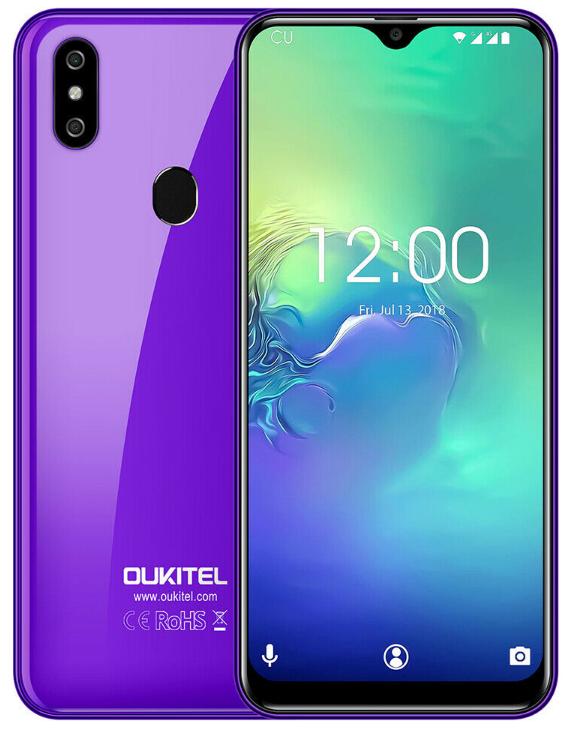 OUKITEL C15 Pro 2/16 Gb purple