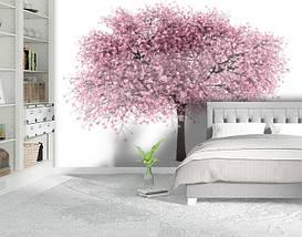 Фотообои текстурированные, виниловые Цветы, 250х380 см, fo01inV_fl13397, фото 2
