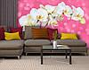Фотообои текстурированные, виниловые Цветы, 250х380 см, fo01inV_fl101953, фото 3