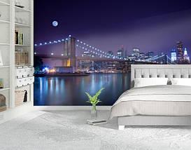 Фотообои текстурированные, виниловые Мосты, 250х380 см, fo01inV_br00395, фото 2