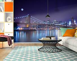 Фотообои текстурированные, виниловые Мосты, 250х380 см, fo01inV_br00395, фото 3