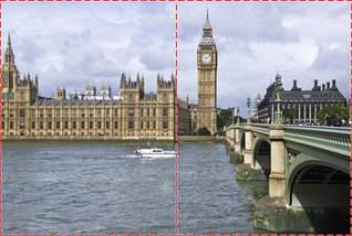 Фотообои бумажные гладь, Биг-Бен, 200х310 см, fo01inB_bb00007, фото 2