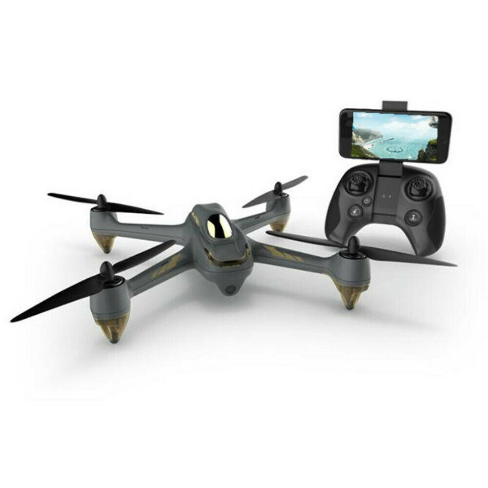 Квадрокоптер Hubsan H501M X4 Waypoins WiFi FPV HD GPS Altitude 2,4 ГГц RTF (H501M)