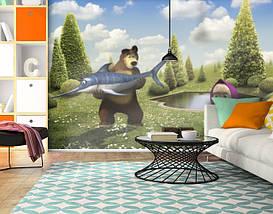 Фотообои текстурированные, виниловые Детские, 250х380 см, fo01inV_ch12375, фото 3