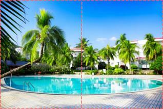 Фотообои бумажные гладь, Архитектура, 200х310 см, fo01inB_ar12275, фото 2