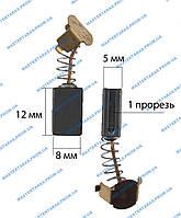 Щетка графитовая для болгарки 5х8х12 (нап.)