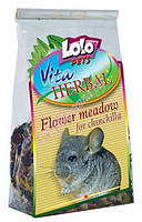 LoLo Pets VITA HERBAL Flower meadow for CHINCHILLA для шиншилл