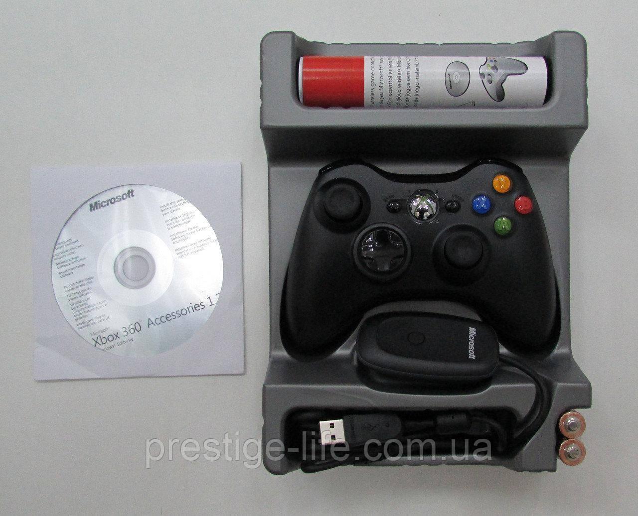 Беспроводной джойстик Microsoft X360