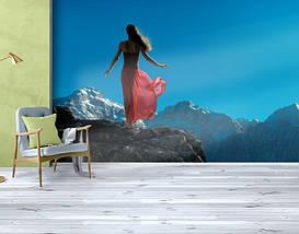 Фотошпалери текстуровані, вінілові Люди, 250х380 см, fo01inV_df13119, фото 3