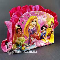 Сумочка детская с рюшечками  для девочек , фото 2