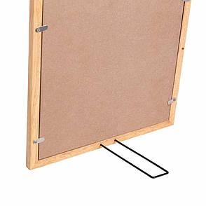 Доска для создания надписей old school letter board Black 30*45, фото 2