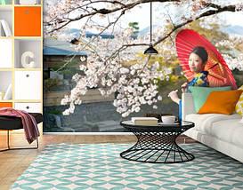 Фотообои бумажные гладь, Азия, 200х310 см, fo01inB_df13038, фото 2