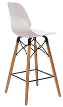 Полубарный стул Friend белый TM Concepto, фото 2