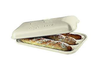 Форма для випічки багета з кришкою, 39х24см Emile Henry 505506