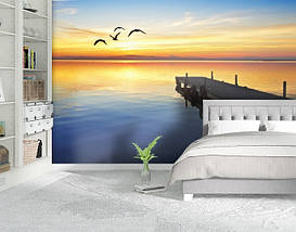 Фотообои текстурированные, виниловые Море, 250х380 см, fo01inV_mp11809, фото 2