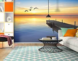 Фотообои текстурированные, виниловые Море, 250х380 см, fo01inV_mp11809, фото 3