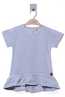 Платье для ребёнка/девочка - серый MOI NOI /размеры/ 5 лет (110 см)