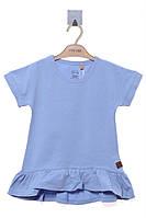 Платье для ребёнка/девочка - голубой MOI NOI /размеры/ 5 лет (110 см)