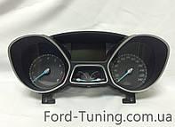 Приборная панель с цветным дисплеем (KMH) для Ford FOCUS III (2011-2014)