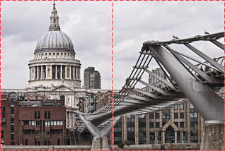 Фотообои бумажные гладь, Архитектура, 200х310 см, fo01inB_ar11437, фото 2