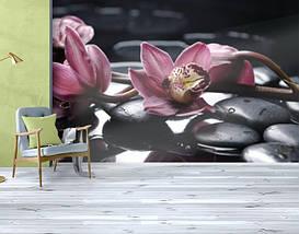 Фотообои текстурированные, виниловые Цветы, 250х380 см, fo01inV_fl102909, фото 3