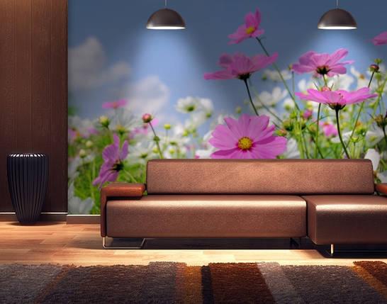 Фотообои текстурированные, виниловые Цветы, 250х380 см, fo01inV_fl102515, фото 2