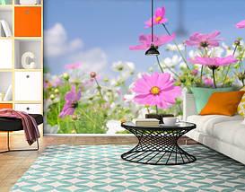 Фотообои текстурированные, виниловые Цветы, 250х380 см, fo01inV_fl102515, фото 3