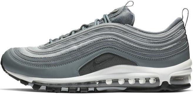 """Кроссовки Nike Air Max 97 Wolf """"Grey/ White"""" ( в стиле Найк )"""