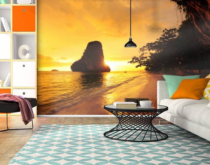 Фотообои текстурированные, виниловые Море, 250х380 см, fo01inV_mp12328