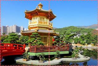 Фотообои бумажные гладь, Азия, 200х310 см, fo01inB_ar10408, фото 2