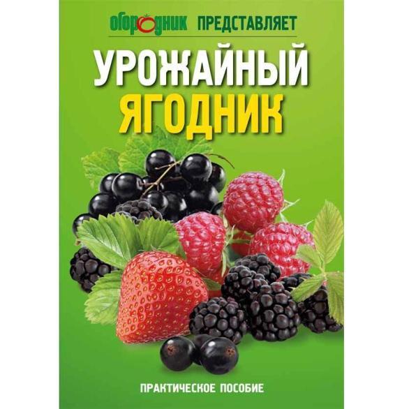 Урожайный ягодник. Практический справочник овощевода