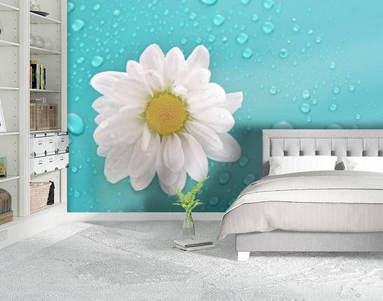 Фотообои текстурированные, виниловые Цветы, 250х380 см, fo01inV_fl102364, фото 2
