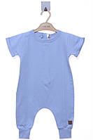 Комбинезон для ребёнка/мальчик - голубой MOI NOI /размеры/ 5 лет (110 см)