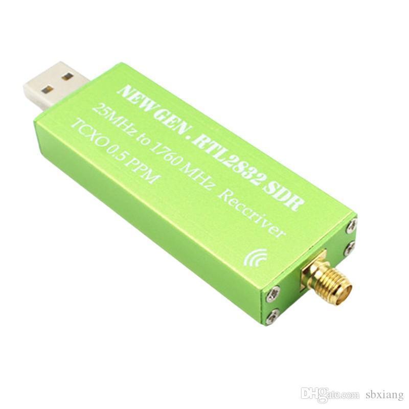 RTL2832U R820T2 USB 2.0 RTL SDR  приемник