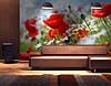 Фотообои текстурированные, виниловые Цветы, 250х380 см, fo01inV_fl12018, фото 3